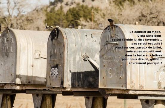 boiteaux lettres