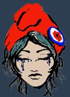 marienna pleure