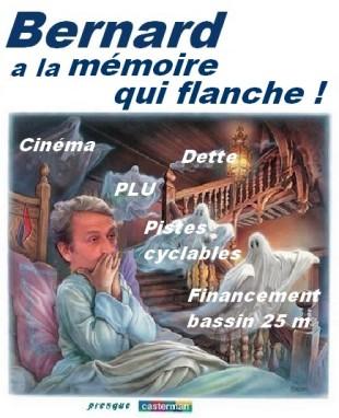 mémoire flanche