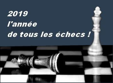2019 echec
